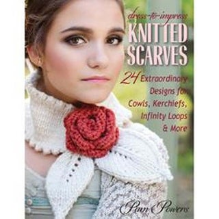 Stackpole Books-Knitted Scarves