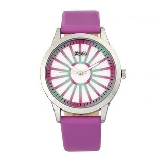 Crayo Electric Women's Quartz Watch