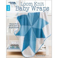 Leisure Arts-Loom Knit Baby Wraps