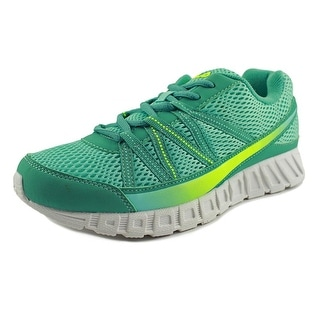 Fila Flicker Youth EW Round Toe Synthetic Blue Running Shoe