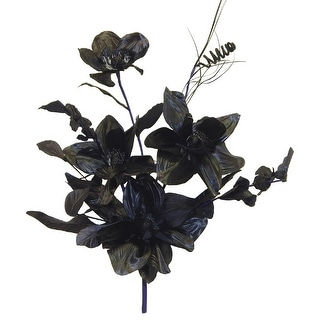 "Link to 20"" tall silk magnolia bouquet Similar Items in Decorative Accessories"