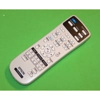 Epson Projector Remote Control: PowerLite 570, 575W, 580, 585W - NEW