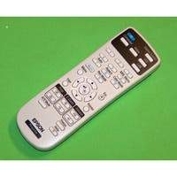 Epson Remote Control Originally Shipped With PowerLite 520, 52c, 530, 535W, 525W