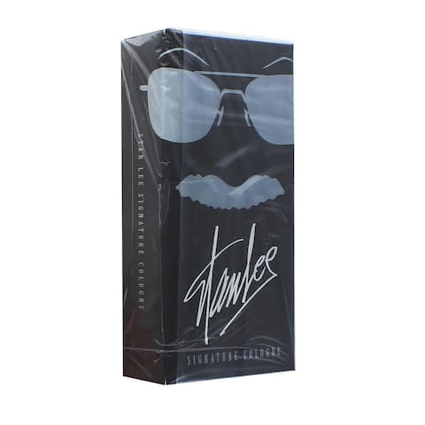 Marvel Stan Lee Signature Men's Cologne - Autographed Card in Box - Multi