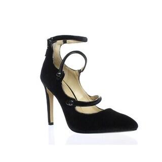 black velvet pumps womens