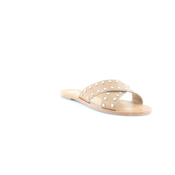 Dolce Vita Casta Women's Sandals & Flip Flops Caramel