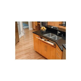 Rev-A-Shelf 6581-28-52 6581 Series 28 Inch Wide Sink Front Tip-Out Tray - N/A