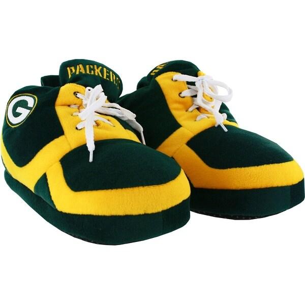 fb206ba4 Green Bay Packers 2015 Men's Sneaker Slippers - Multi