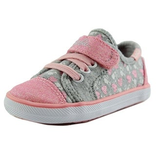Keds Barbie Round Toe Canvas Sneakers