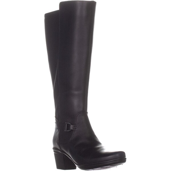 d8767f697bf Shop Clarks Emslie March Wide Calf Boots