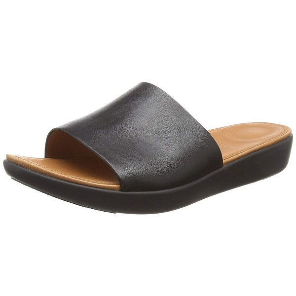 4ce5b58bcbfe Shop FitFlop Women s Sola Slide Sandal - Free Shipping Today ...