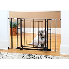 Hands Free Pet Gate