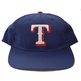 MLB Texas Rangers Twins Enterprise Snapback Hat Cap