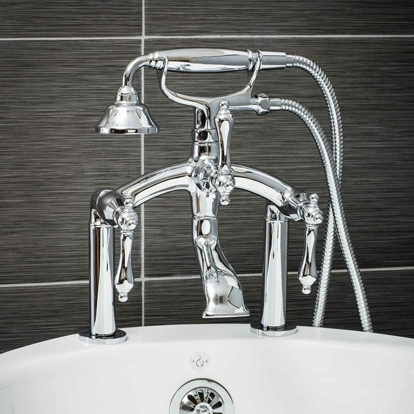50+ Deck Mount Tub Faucet Installation