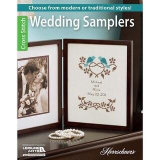 Wedding Samplers - Leisure Arts