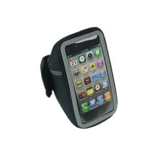Scosche Neoprene Sport Band Case for iPhone 3G, iPod Touch, iPod Nano (Black)
