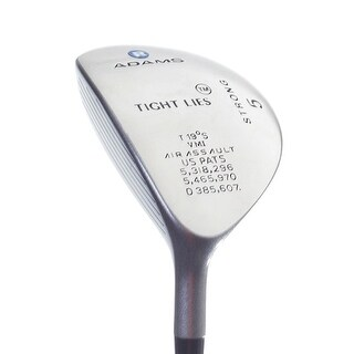 New Adams Tight Lies Strong 5-Wood LEFT HANDED Graphite
