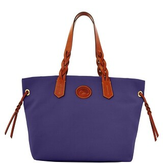 Dooney & Bourke Nylon Shopper (Introduced by Dooney & Bourke at $139 in Oct 2012) - Midnight Blue