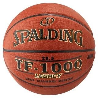 Spalding 28.5 in. Spalding TF-1000 Legacy Indoor Composite Basketball