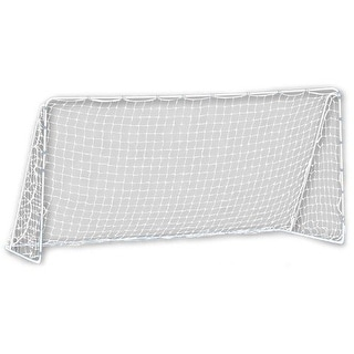 Franklin Sports Competition SOCCER GOAL, 12x6 Heavy Duty Steel SOCCER EQUIPMENT