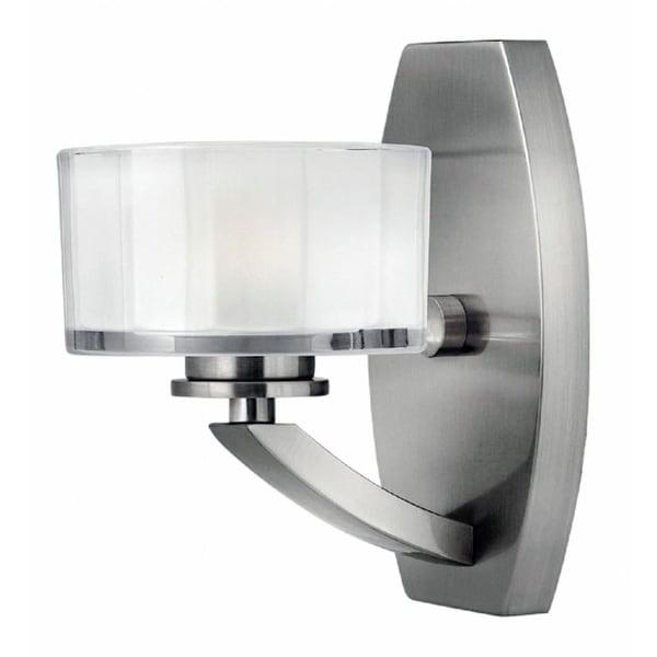 "Hinkley Lighting 5590-LED Meridian Single Light 5"" Wide LED Bathroom Sconce"