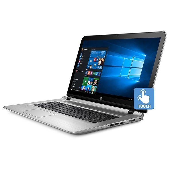 "Refurbished - HP ENVY 17-S143CL 17.3"" Touch Laptop Intel Core i7-7500U 2.7GHz 16GB 1TB W10"