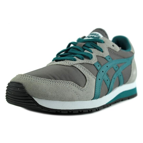 Shop Onitsuka Tiger By Asics Oc Runner Round Toe Suede