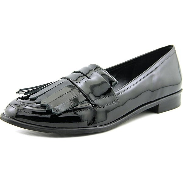 Lust for Life Magic Women Round Toe Patent Leather Loafer