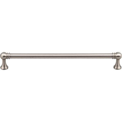 Top Knobs TK806 Kara 8-13/16 Inch Center to Center Handle Cabinet Pull from the Serene Collection