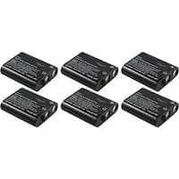 Replacement Panasonic KX-TG2740 NiCD Cordless Phone Battery (6 Pack)