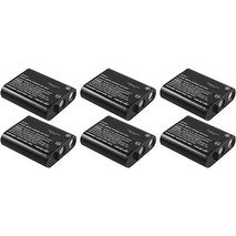 Replacement Panasonic HHR-P402A NiCD Cordless Phone Battery (6 Pack)