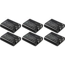 Replacement Panasonic KX-TG2770 NiCD Cordless Phone Battery (6 Pack)