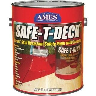 Ames Tan Elasto Deck Paint