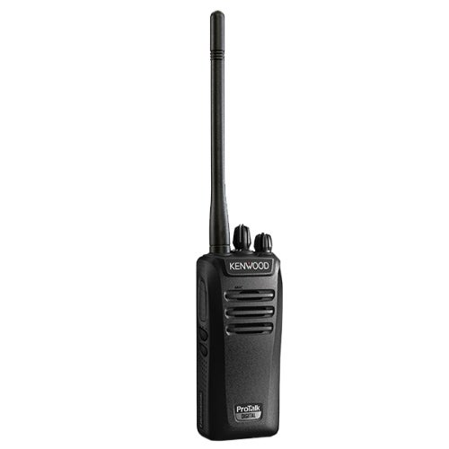 Kenwood NX-240V16P2 ProTalk Two-Way Radio with 4-Color LEDs
