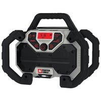 PORTER-CABLE(R) PCCR701B 20-Volt MAX* Dual-Power Jobsite Charging Radio