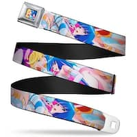 Panty & Stocking Pole Dance Pose Full Color Panty & Stocking Pole Dance Seatbelt Belt