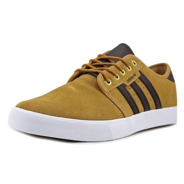 Adidas Seeley Men Mesa/DBrown/FtwWht Mesa/MarFon/FtwBla Skateboarding Shoes