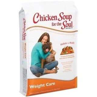 Chicken Soup for the Soul Weight Care Adult Dog Food - 5 lbs