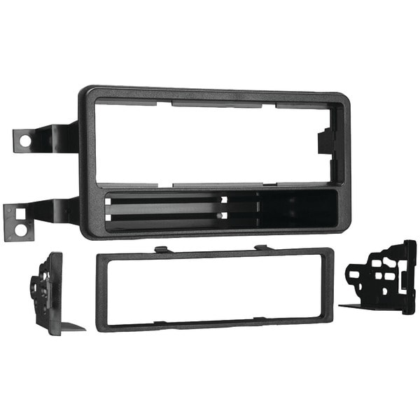 Metra 99-8207 Toyota(R) Tundra 2003-06/Sequoia 2003-2007 Single-Din/Iso-Din Installation Kit With Pocket