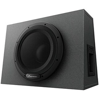 12 in. Sealed Enclosure Active Subwoofer with Built-in Amplifier