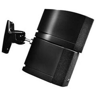 Stainless Steel Universal Speaker Mounting Kit - Black