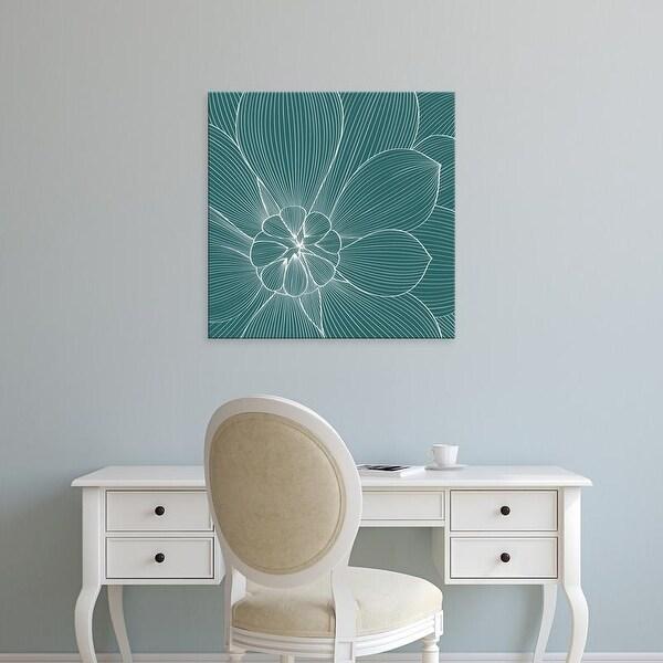 Easy Art Prints GraphINC's 'Myrrhis odorata II' Premium Canvas Art