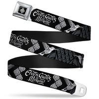 Elven Guards Of Mirkwood Symbol Full Color Black White Elven Guards Of Seatbelt Belt