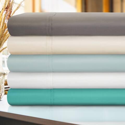 Superior 1500 Thread Count Deep Pocket Cotton Blend Bed Sheet Set