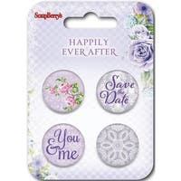 Scrapberry's Happily Ever After Embellishments-#3