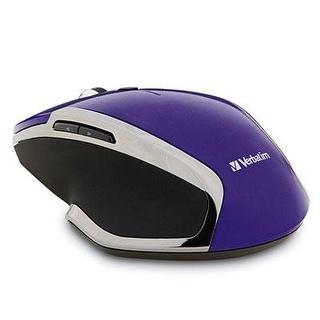 Verbatim - 99017 - Wrls Ntebk Led Mice Purple
