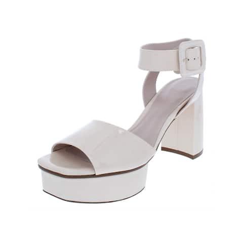 bee2828eda4 Stuart Weitzman Womens Newdeal Platform Sandals Solid Block Heel
