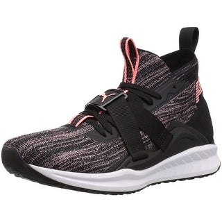 PUMA Womens ignite Hight Top Lace Up Fashion Sneakers