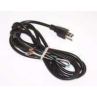 New OEM Haier Power Cord Cable Originally Shipped With LDK1050, LDK1051