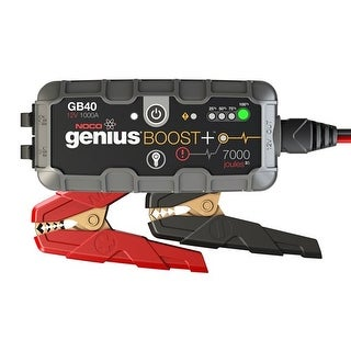 Noco Genius GB40 Boost Jump Starter - 1000A Boost Jump Starter